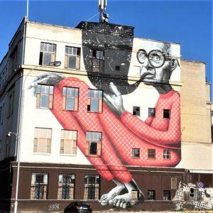 Litauen_Kaunas_Street Art