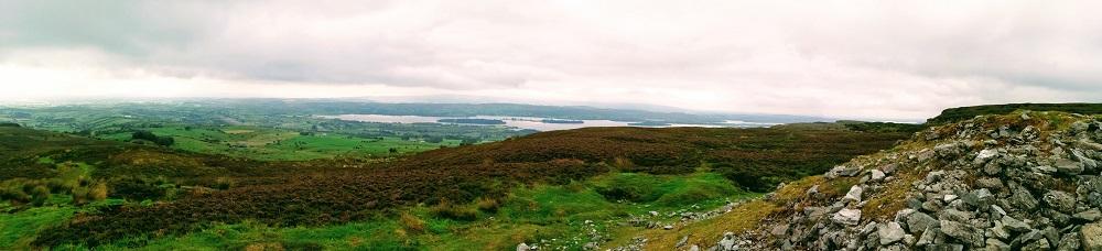 Carrowkeel Hügelgräber Irland
